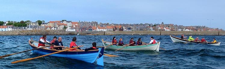 St Ayles Skiffs