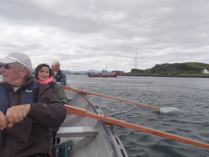 In Cuan Sound