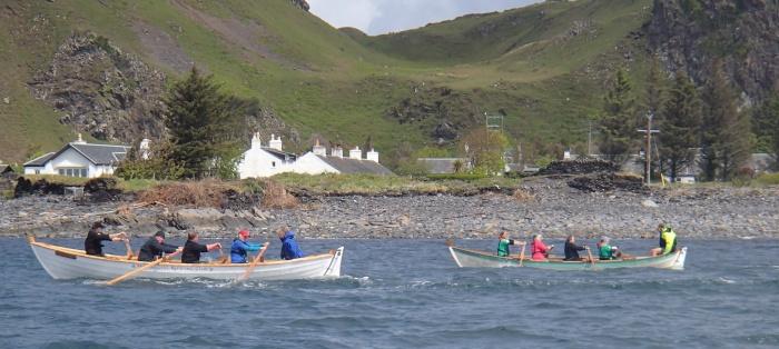 Lochgilphead and Portobello