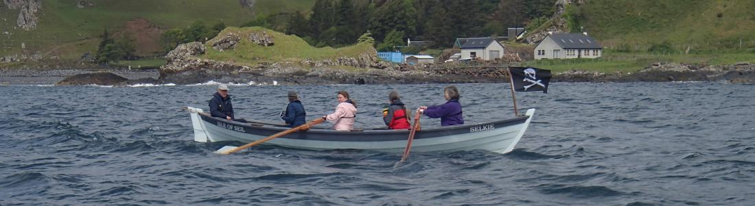 Seil Coastal Rowing